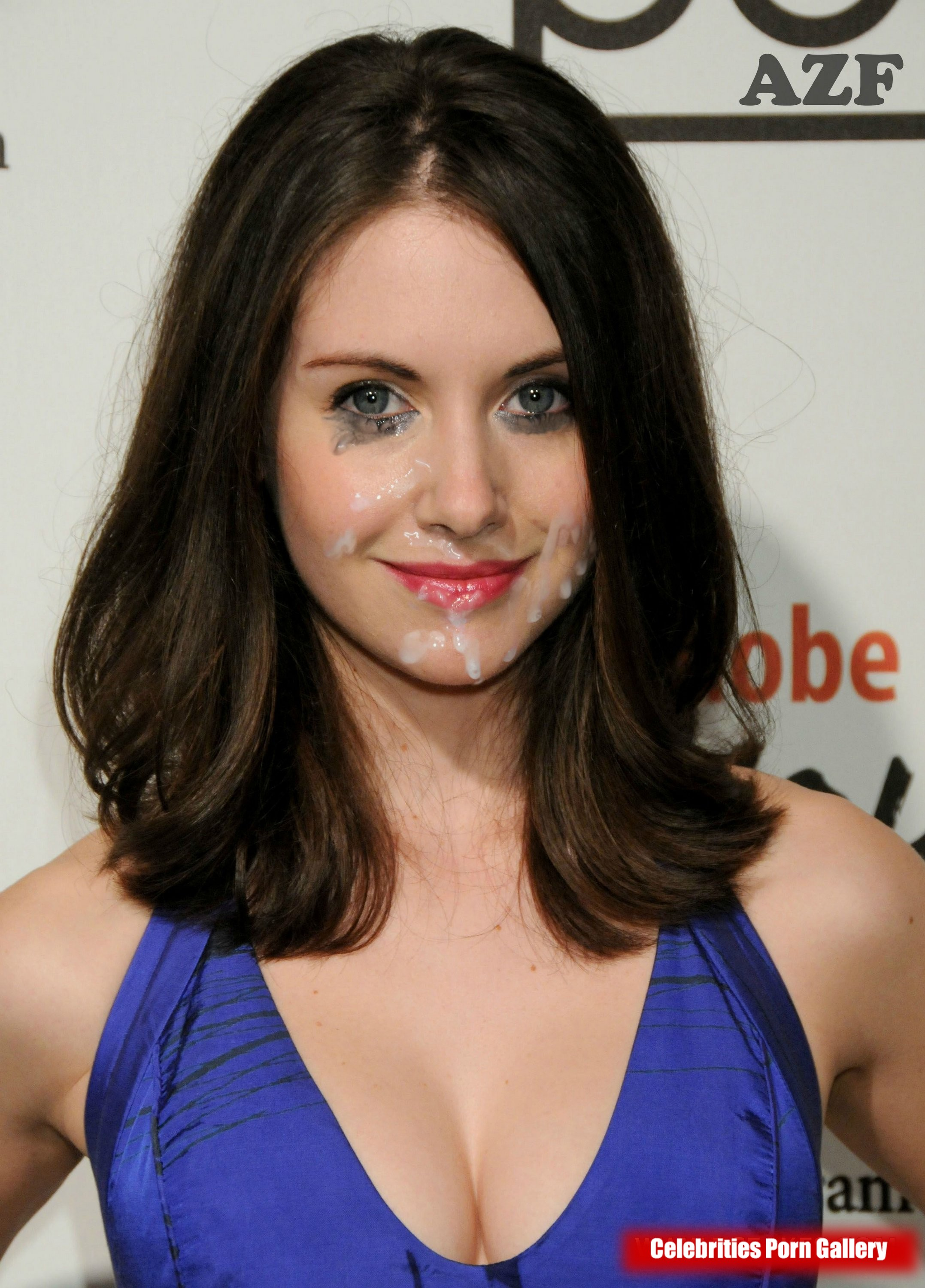 Alison Brie Celebrities Naked