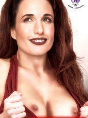 Andie MacDowell Nude Celeb image 1