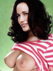 Andie MacDowell Celebs Naked image 9