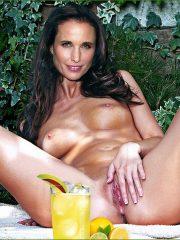 Andie MacDowell Celeb Nude image 12