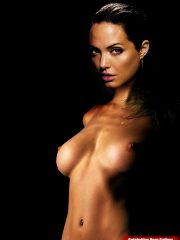 Angelina Jolie Celeb Nude