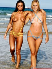 Ashley Tisdale Nude Celebrity Pictures image 30