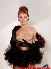 Audrey Hepburn Nude Celeb Pics