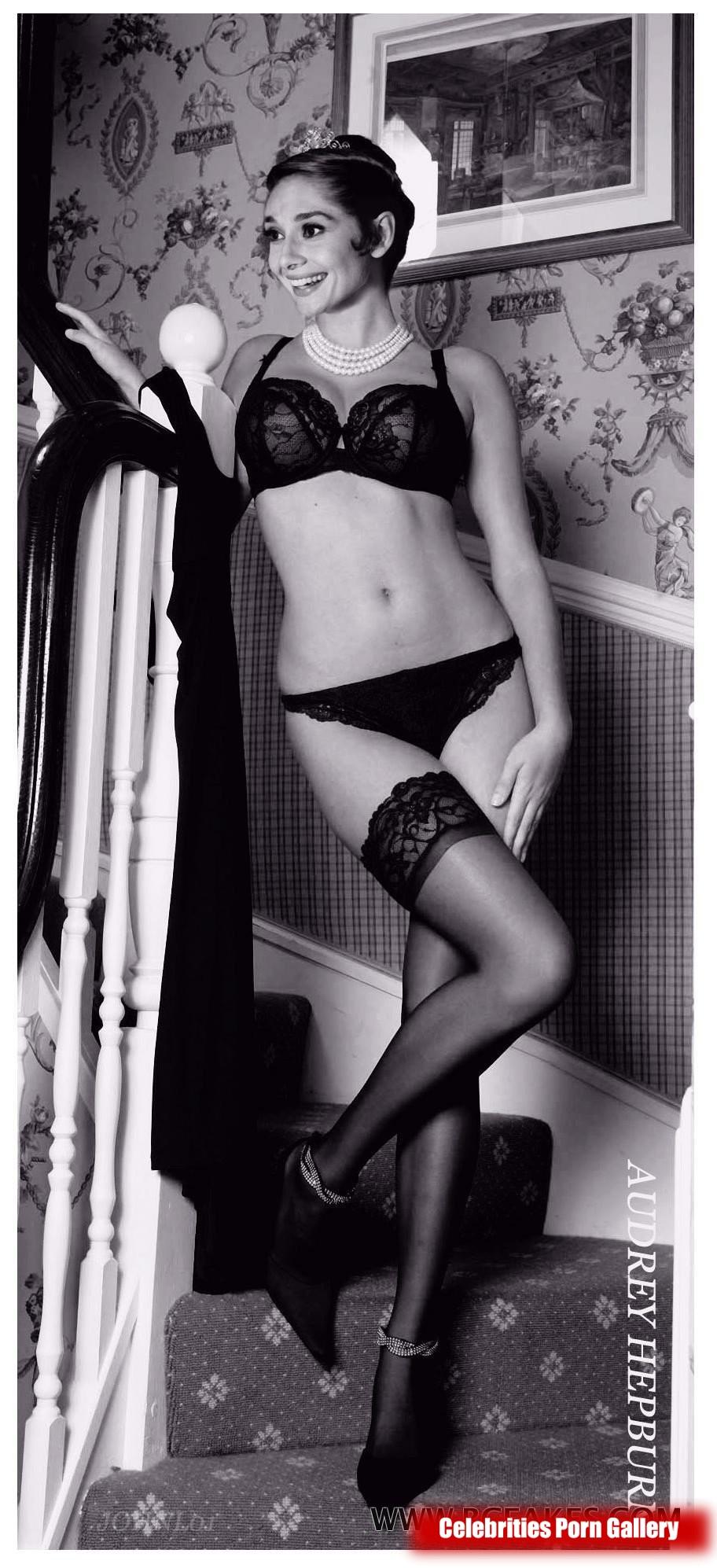 Audrey hepburn nude real excellent