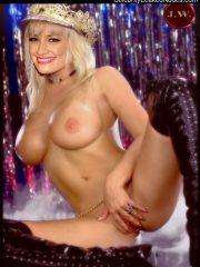Beth Behrs Hot Naked Celebs image 6