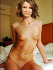 Calista Flockhart naked celebrities