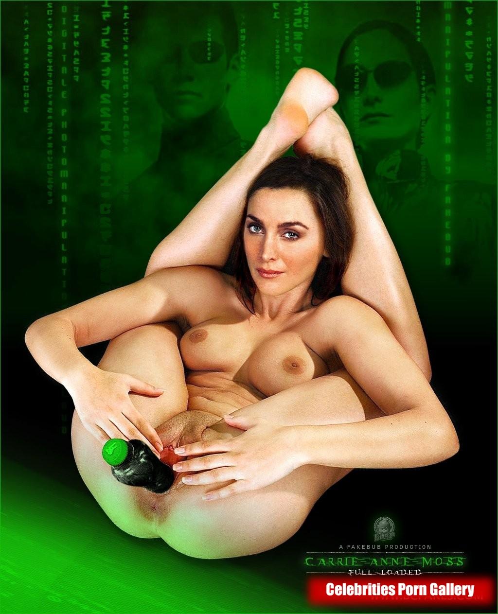 Порно видео с керри энн мосс