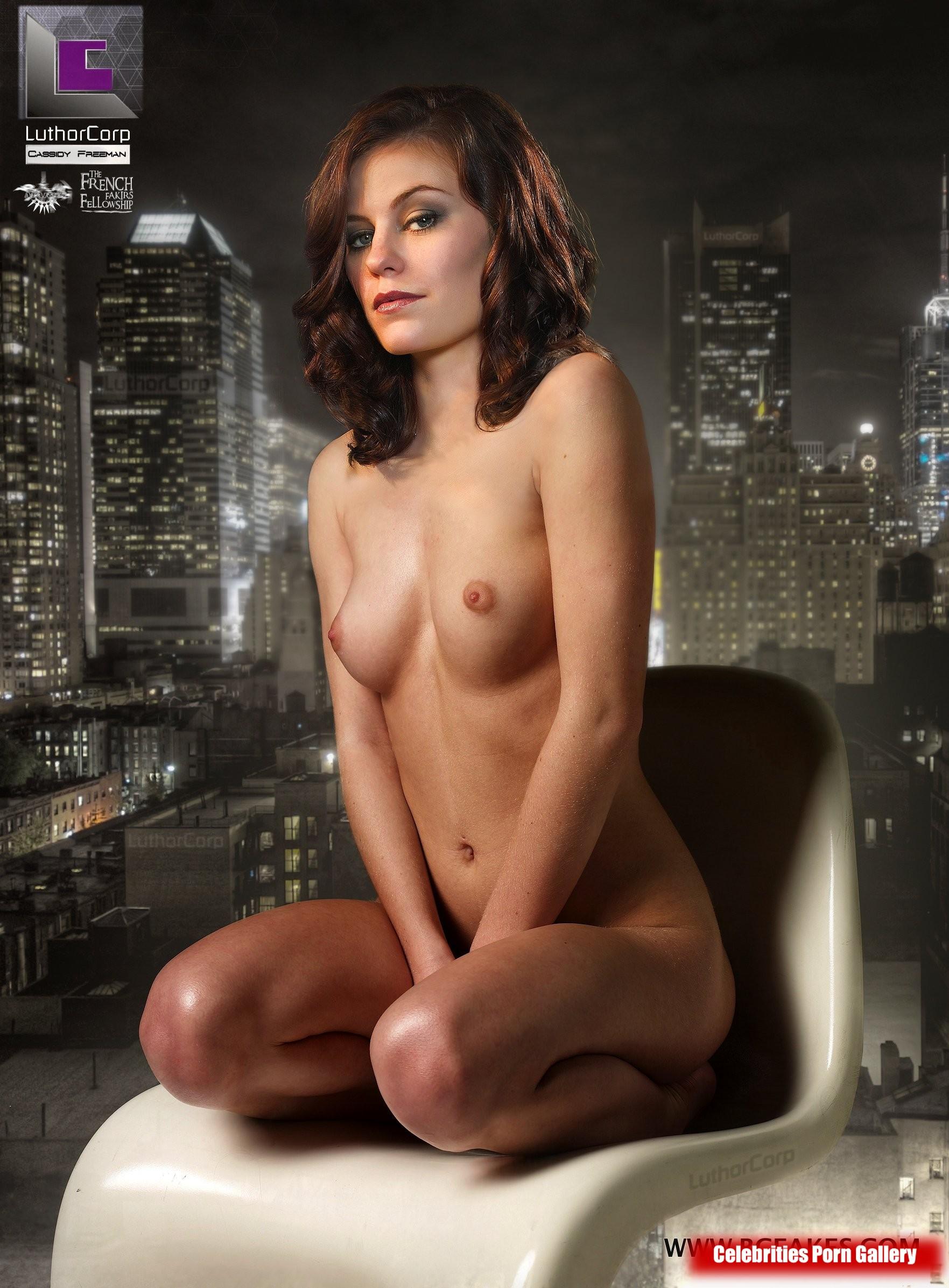 Freeman nackt Cassidy  41 Sexy
