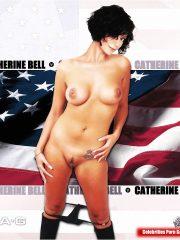 Catherine Bell Nude Celeb image 7