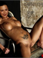 Catherine Bell Naked Celebrity Pics image 26