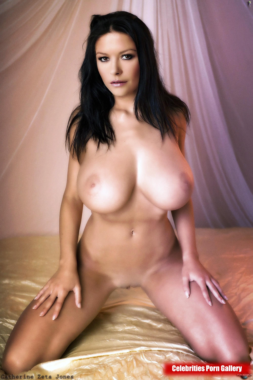 Catherine zeta jones nakes