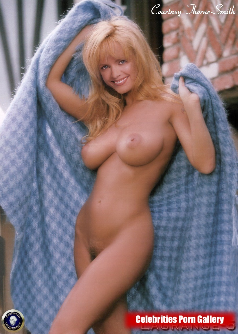 Courtney Thorne Smith nuda can not