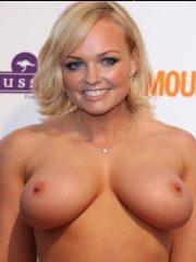 Emma Bunton Real Celebrity Nude image 11