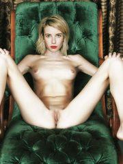 Emma Roberts Celebs Naked