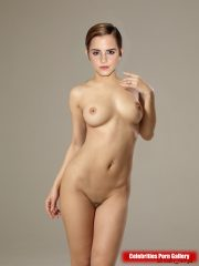 Emma Watson Naked Celebrity Pics image 10