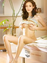 Emmy Rossum Famous Nudes