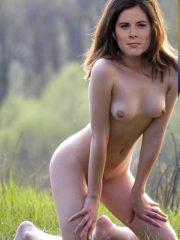 Erin Burnett Naked Celebrity Pics image 5