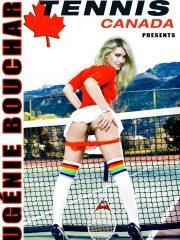 Eugenie Bouchard Celeb Nude