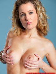 Gillian Anderson Hot Naked Celebs image 7