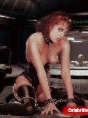 Gillian Anderson Celebrity Nude Pics image 12