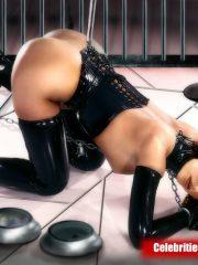 Gillian Anderson Celeb Nude image 15