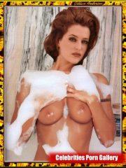 Gillian Anderson Naked Celebritys