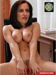 Gillian Anderson Celebs Naked