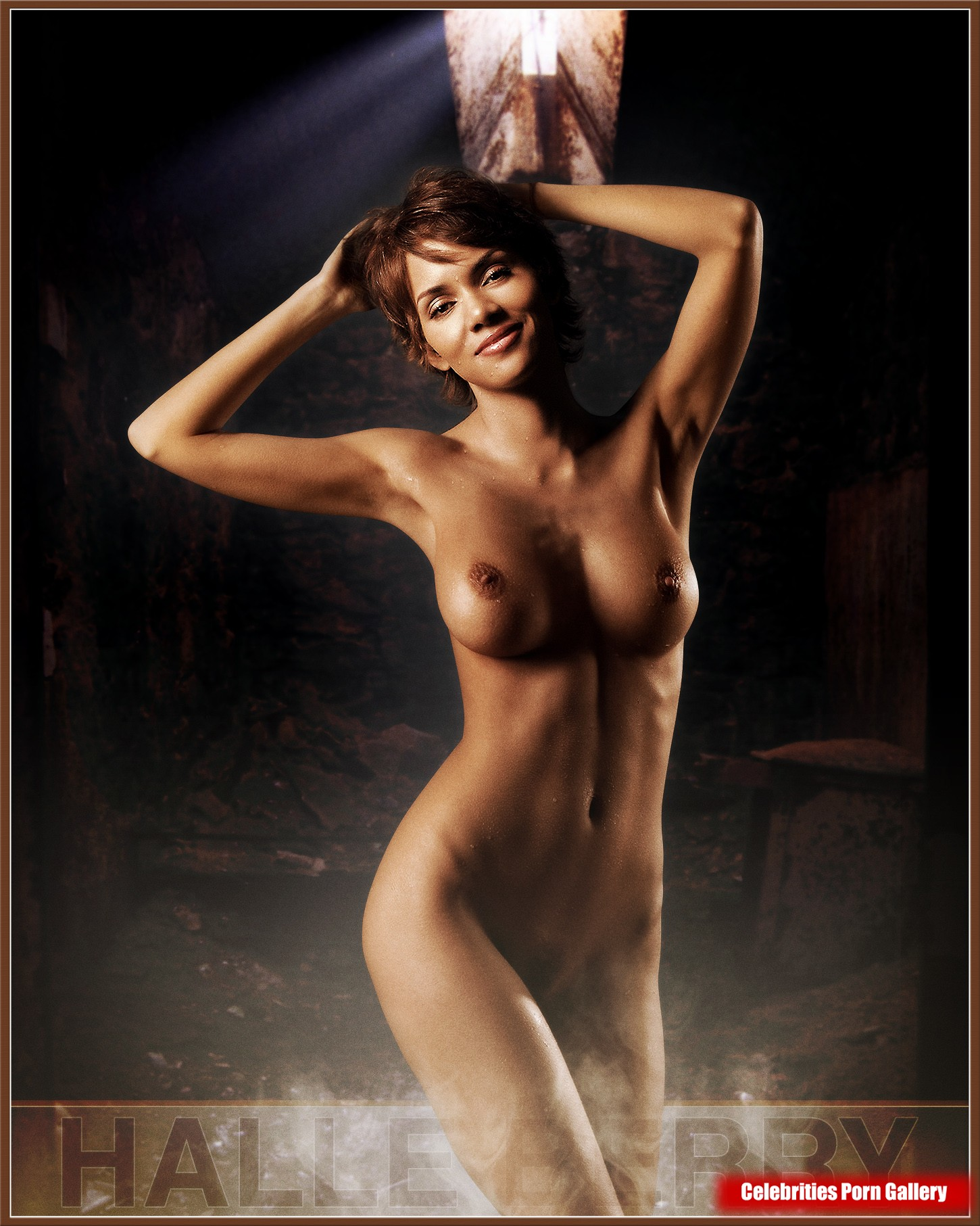 Холли берри фото голая