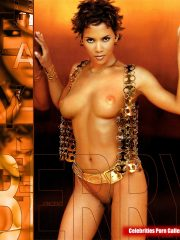 Halle Berry Nude Celebrity Pictures image 4