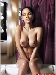 Halle Berry Naked Celebritys image 24