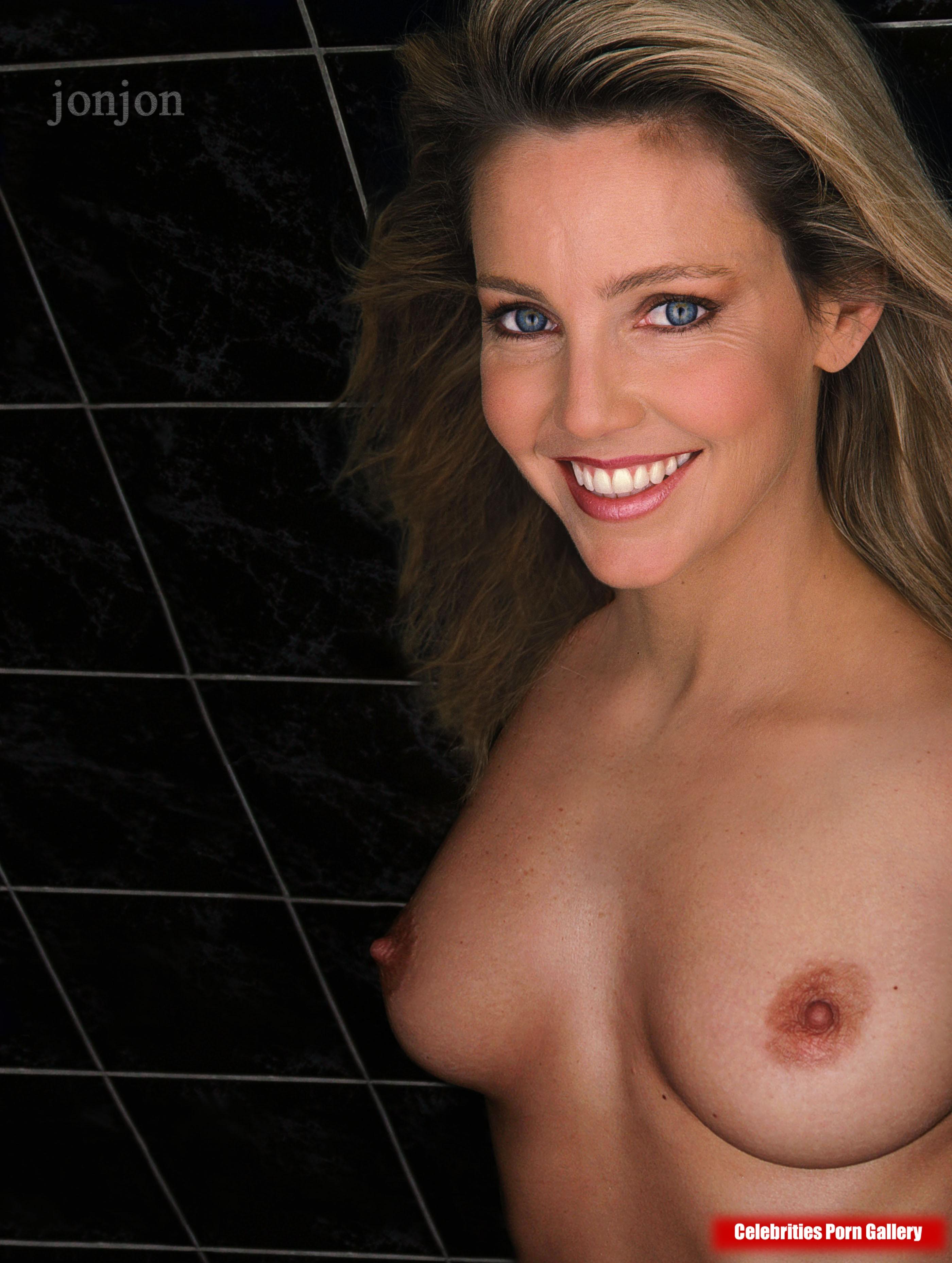 heather locklear nude