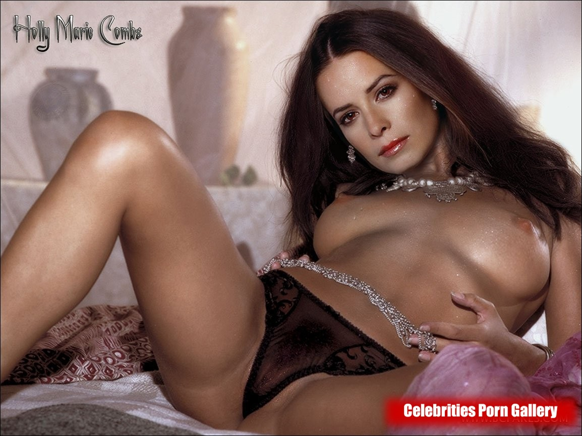 Холли мери комбс порно фото