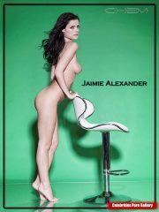Jaimie Alexander Real Celebrity Nude image 5