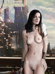 Jaimie Alexander Celeb Nude image 9