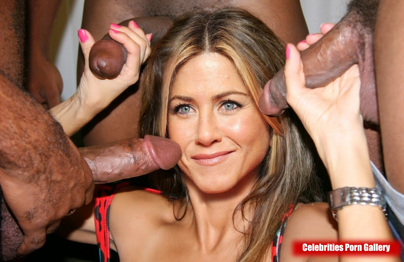 porn jennifer Celebrity fakes aniston