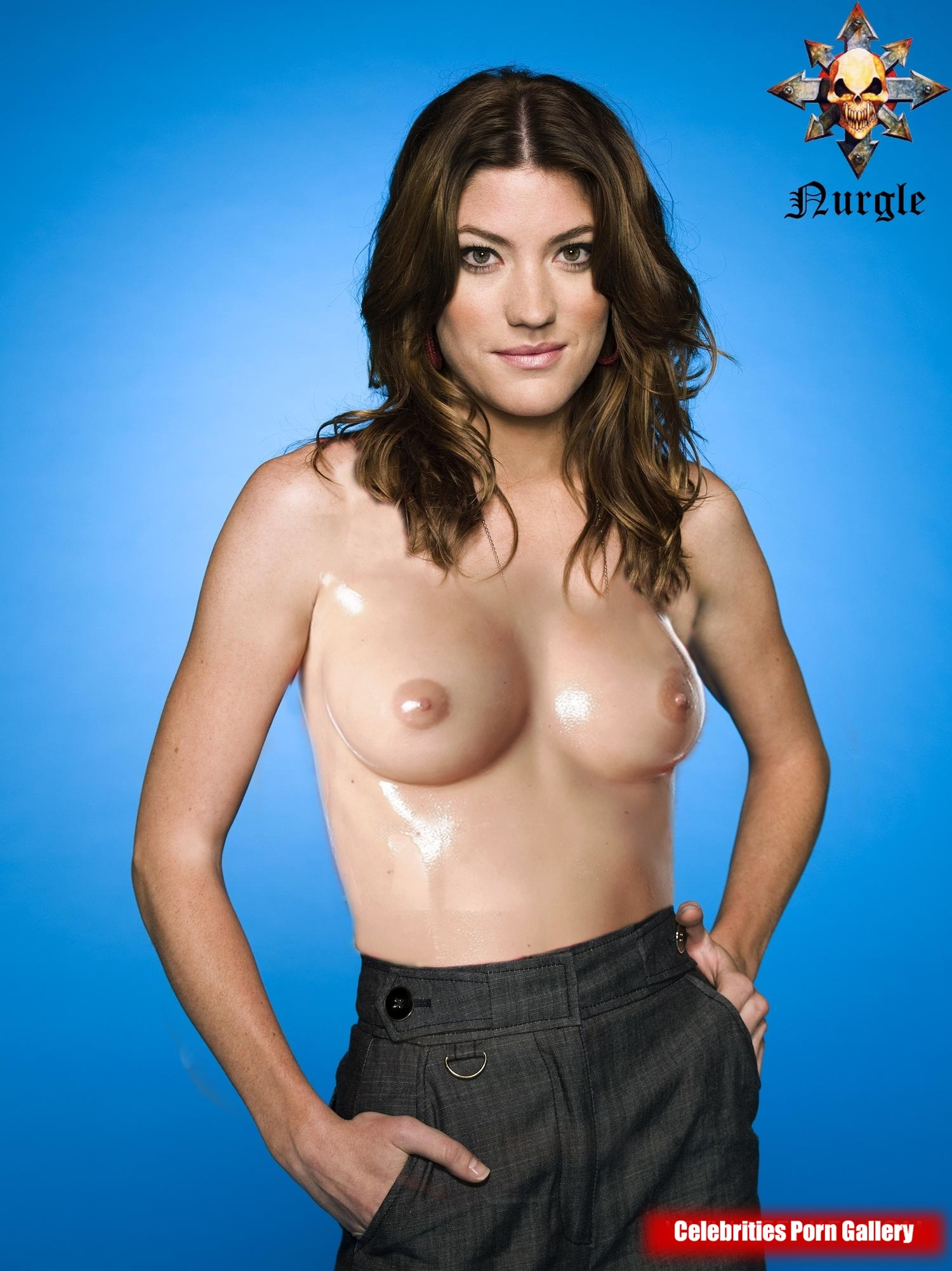 Opinion Jennifer carpenter real nude topic Rather