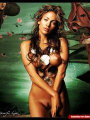 Jennifer Lopez Naked Celebrity Pics image 12