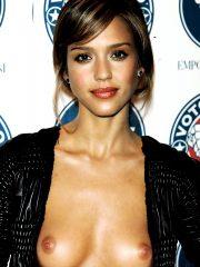 Jessica Alba Celeb Nude image 6