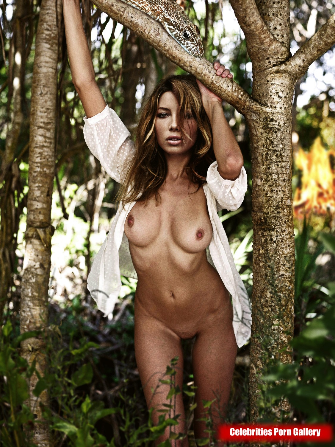 pictures of jessica biel nude uncensored