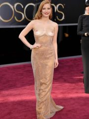 Jessica Chastain Free Nude Celebs image 11