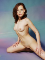 Jessica Chastain Real Celebrity Nude image 12