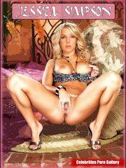 Jessica Simpson Celeb Nude