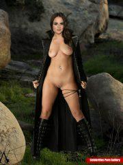 JoJo Levesque Famous Nudes