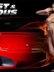 Jordana Brewster Real Celebrity Nude image 11