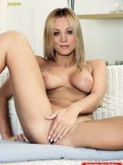 Kaley Cuoco Real Celebrity Nude image 7