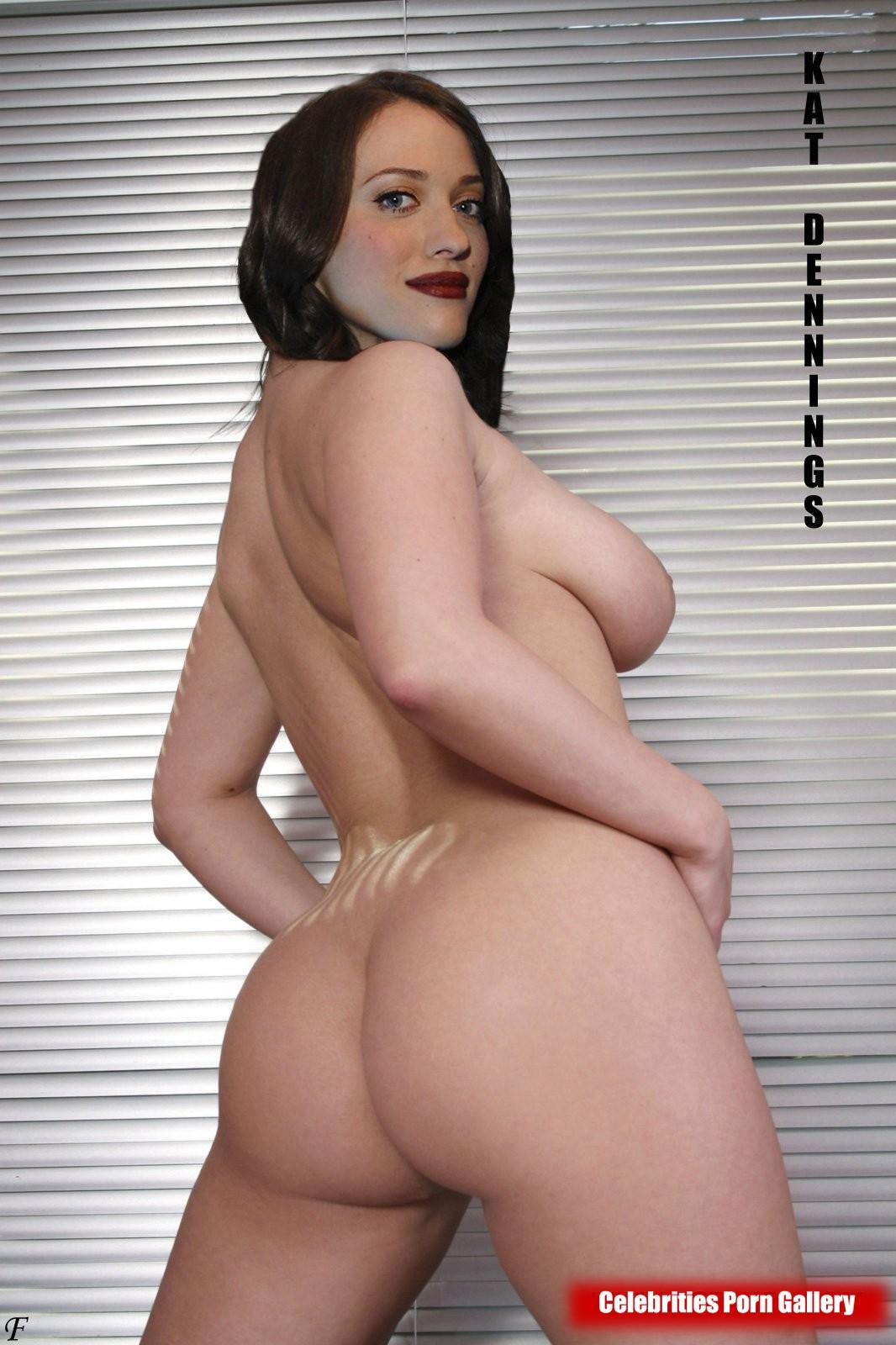 Kat Dennings Porno