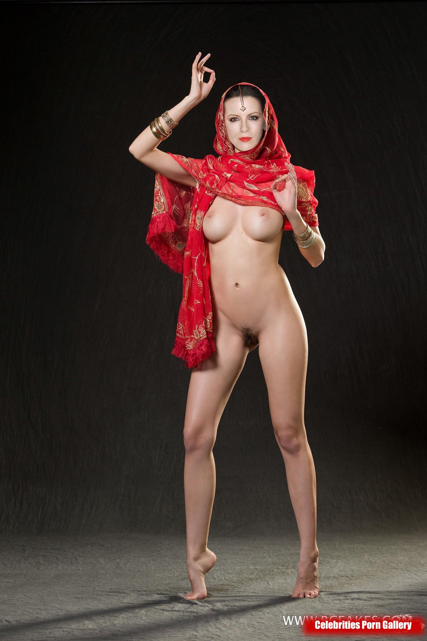 Индианок фотосесия голых