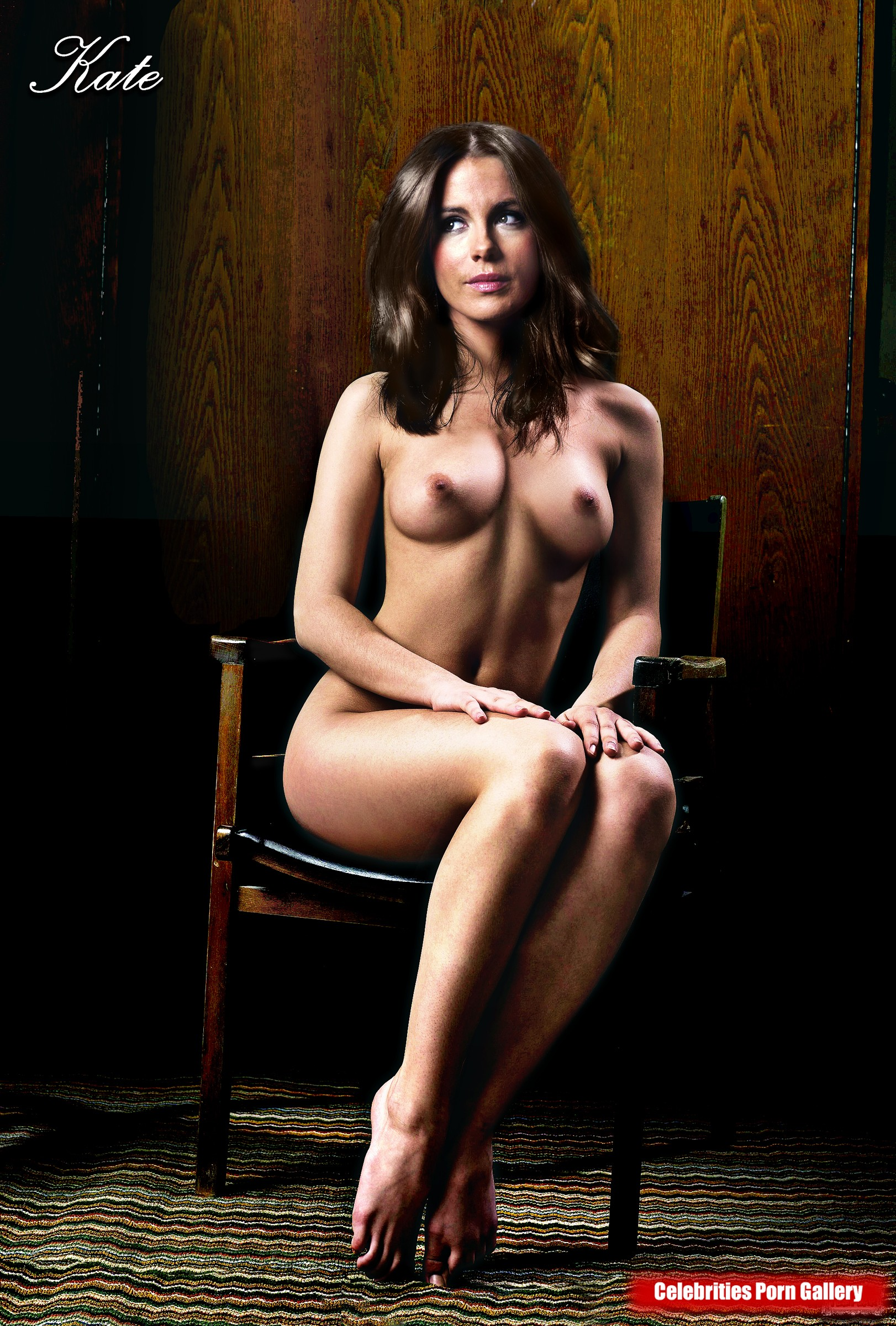 Kate beckensale nude pics and wallpapers for  erotic scene