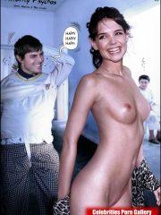 Katie Holmes Famous Nudes image 20