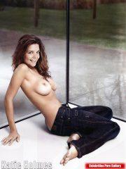 Katie Holmes Free Nude Celebs image 26
